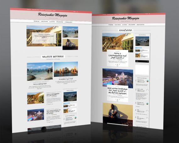 Reise-Magazin ReiseJunkie