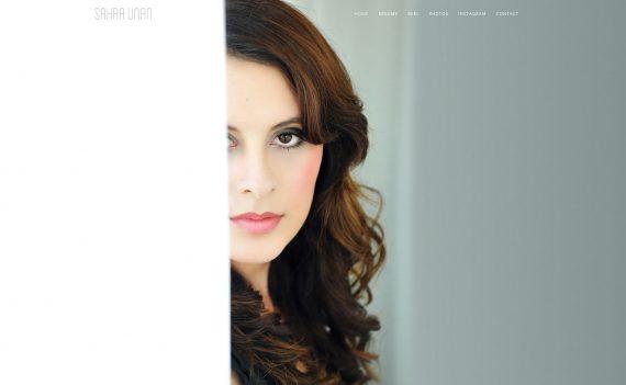 Sahra Unan - Schauspielerin